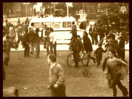 Tirane - Korrik 1990