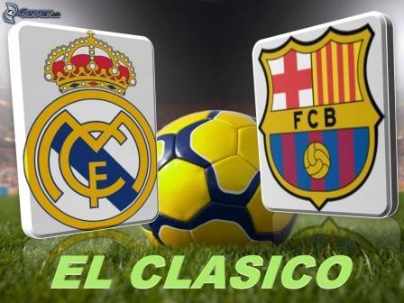 Barcelona vs Real - El clasico