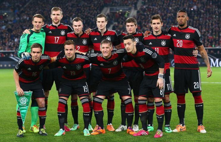 Gjermania 2014