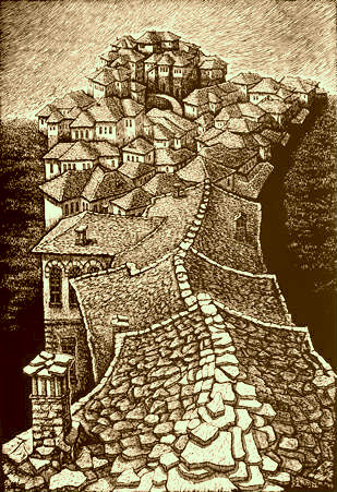 Gjirokastra - Grafikë