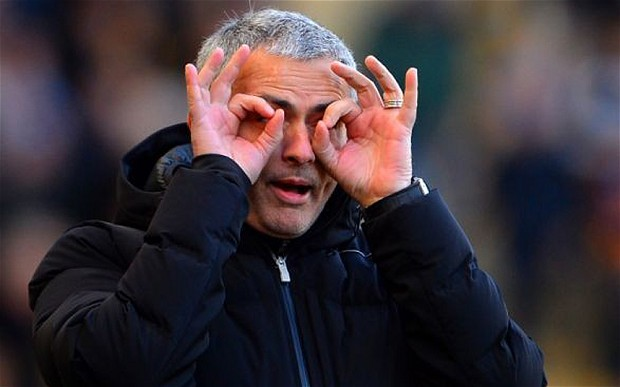 Jose Mourinho 2014
