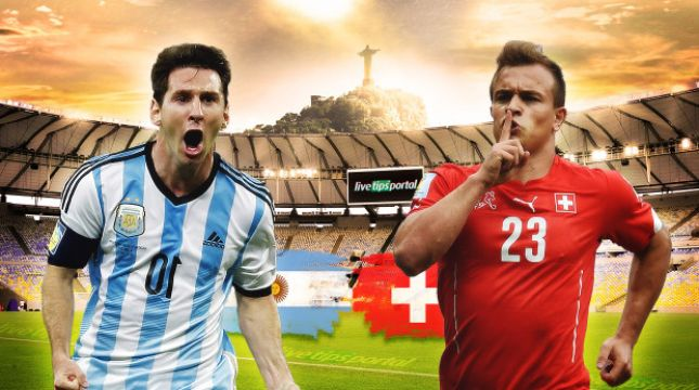 Messi (Pleshti Magjik) versus Shaqiri (Xhuxhi Magjik))