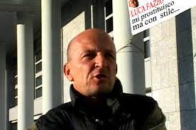 Gazetar Luca Fazzo