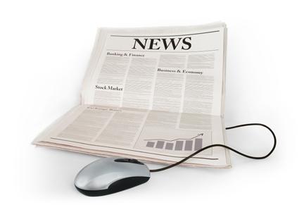 Online news...