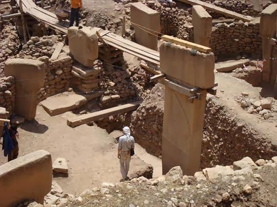 Gërmimet në Gobekli Tepe