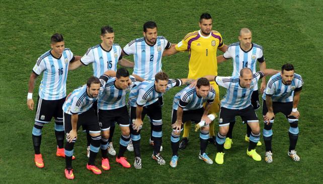 Argjentina 2014