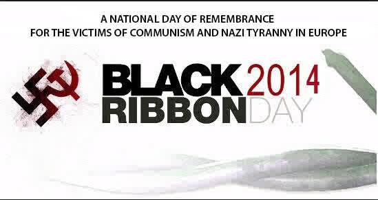 23 Gushti - Dita e Fjongos së Zezë - Black Ribbon Day