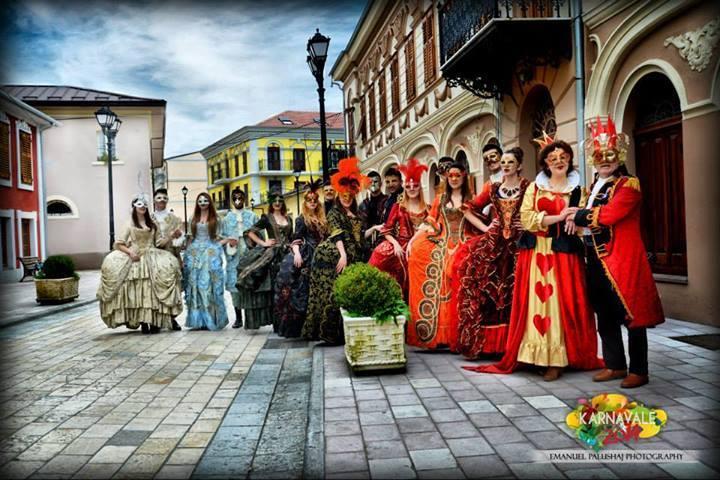 Tradita e rikthyeme e Karnevaleve të Shkodrës