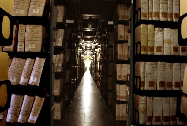 Arkivat e Bibliotekës së Vatikanit
