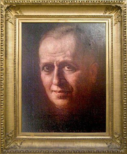 Faik Konica -Portret? (1875-1942)