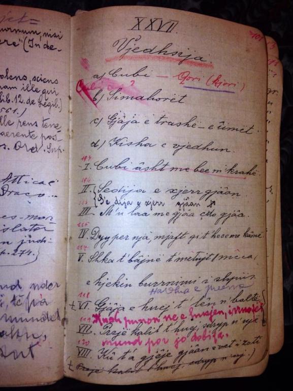 Dorshkrimi i Kanunit - At Shtjefen Gjeçovi