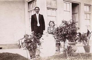 Dasma Vasfi e Saxhide Samimi - 1934