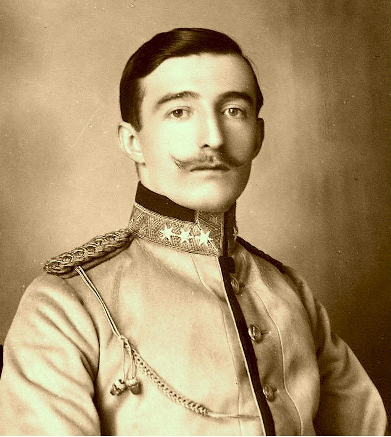 Ahmet Zogu - Portret Dielli