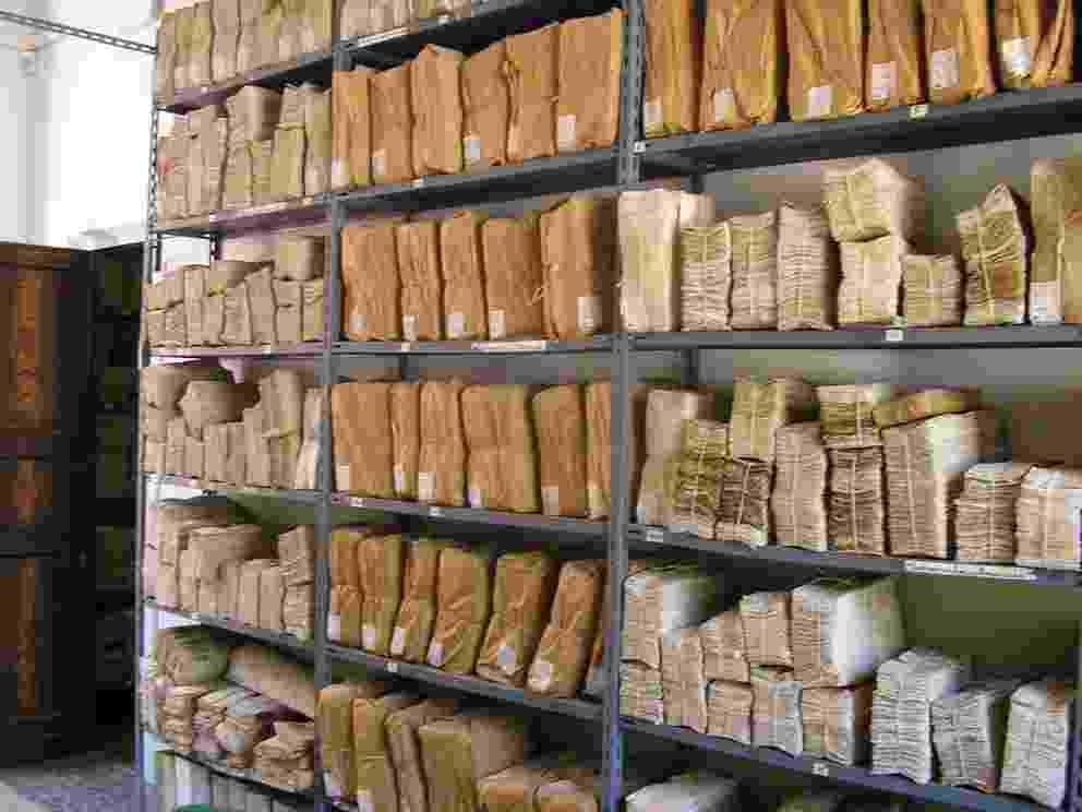 Arkivi i Vatikanit...