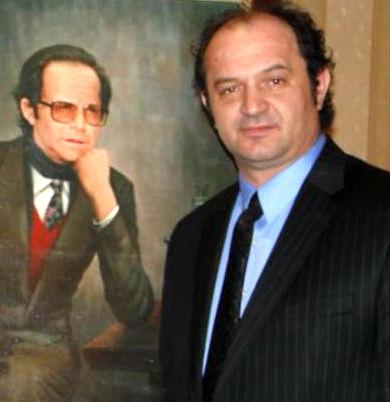 Cezar Ndreu dhe piktura e Dr. Rugovës
