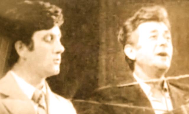Gjosho Vasija dhe Zef Deda