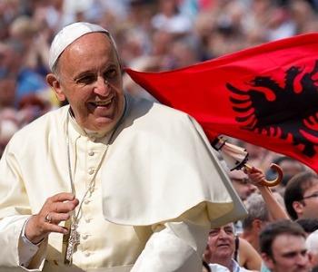 Papa Francesco  - Shqipëri 21 shtator 2014