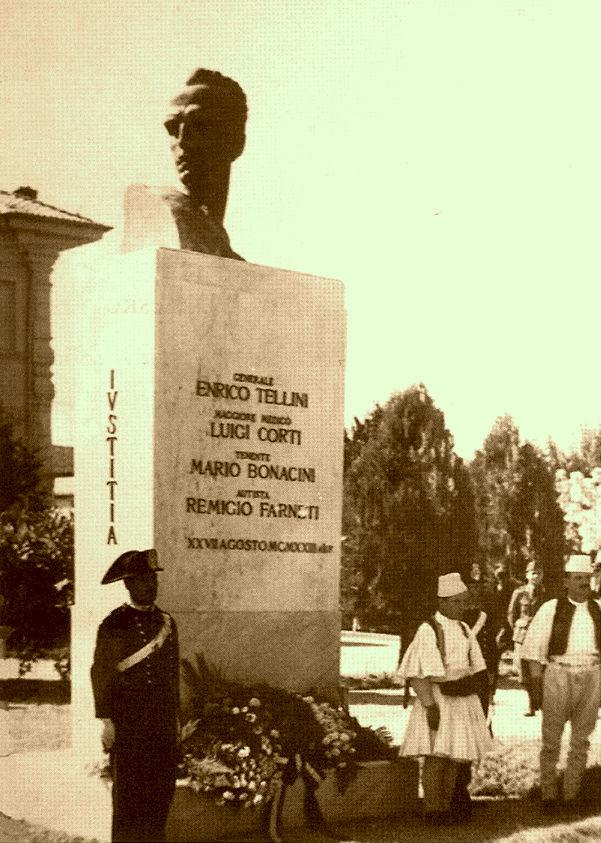 Busti i Gjeneral Tellinit