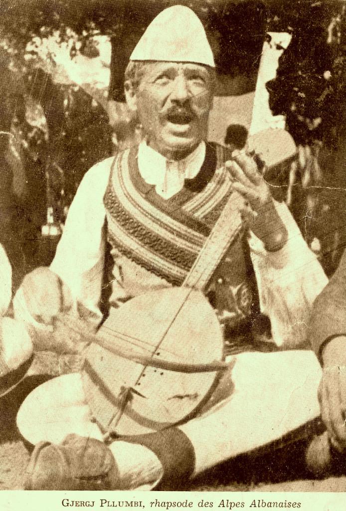Gjergj Pllumbi (1901-1965) Rapsodi i maleve