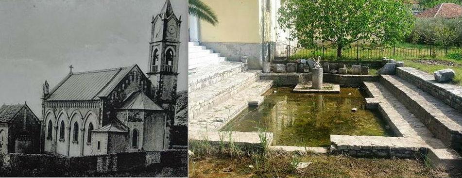 Kisha e Vaut të Dejës... dhe rrënojat e sotme!