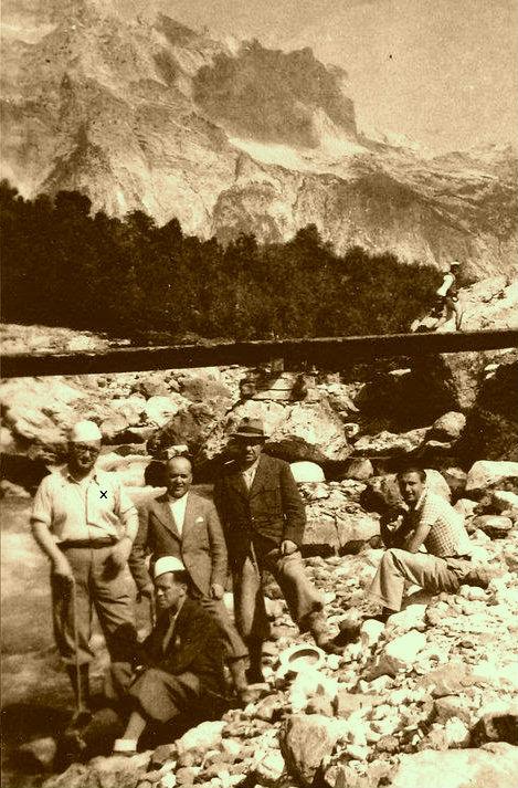 Koliqi - Ura e Gjeçajve Thesh 1937