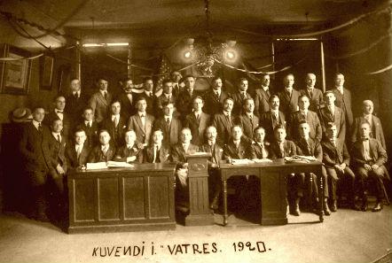 Kuvendi i Vatres - 1920