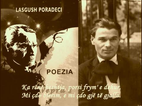 Lasgush Poradeci - Shpirt'i poezisë shqipe