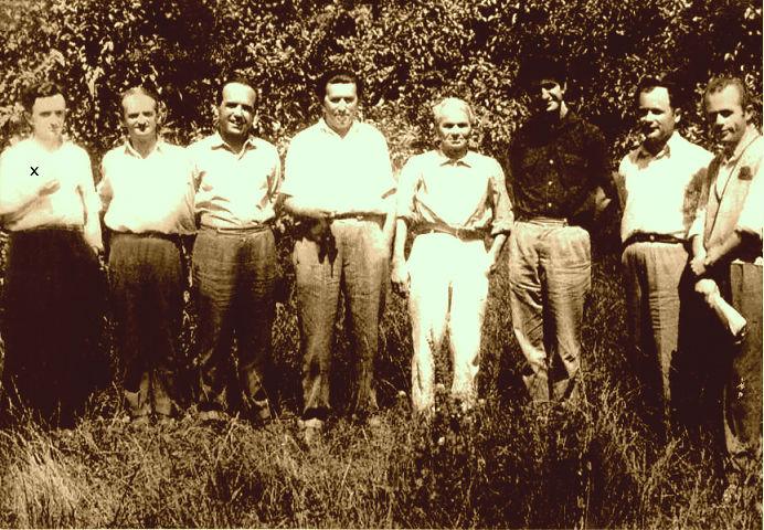 Lasgushi me miqtë e Pogradecit... (Qani Çollaku me x)