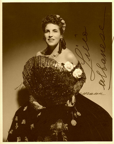 Licia Albanese (1913-2014)