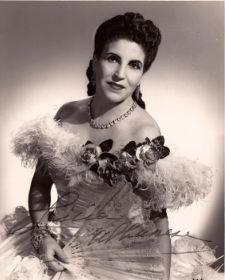 Sopranoja Licia Albanese