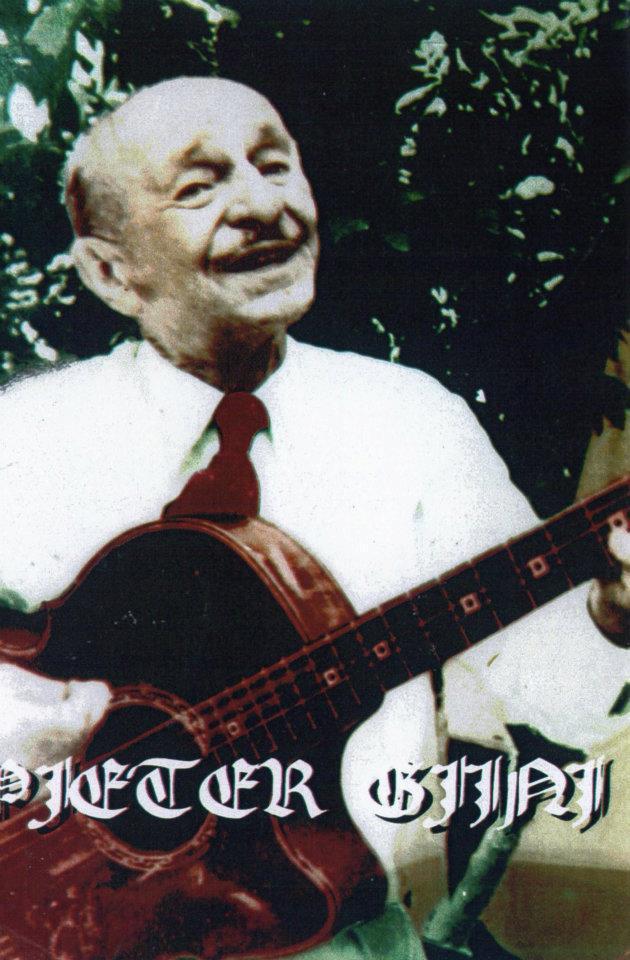 Pjetër Gjini - Komiku Shkodran
