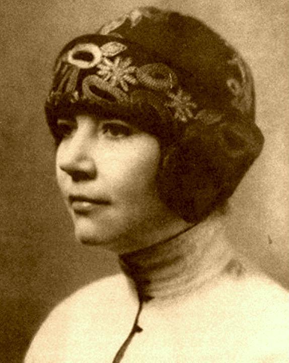 Rose Wilder Lane (1886-1968)