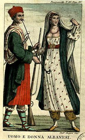 St. Sauver, Jacques - Burrë e grua (Jug)