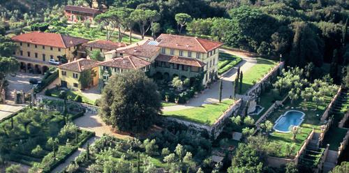 Ferma e Sting në Palagio (Toskana)