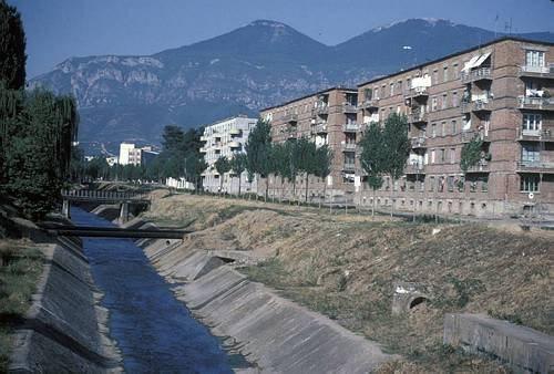 Tirana e viteve '70
