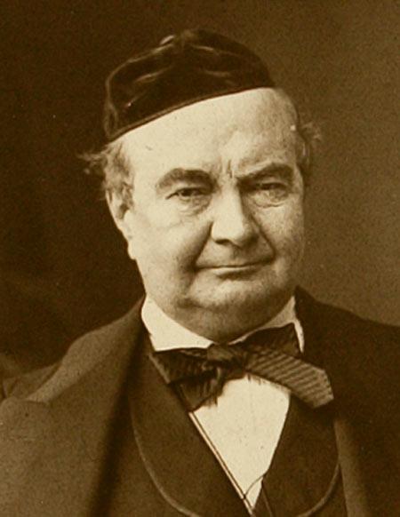 Charles Sugustin Sainte Beuve (1804-1869)