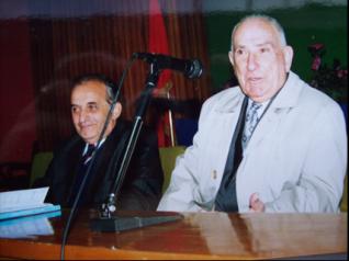 Prof. Demiraj e M. Gecaj - Tiranë mars 2008