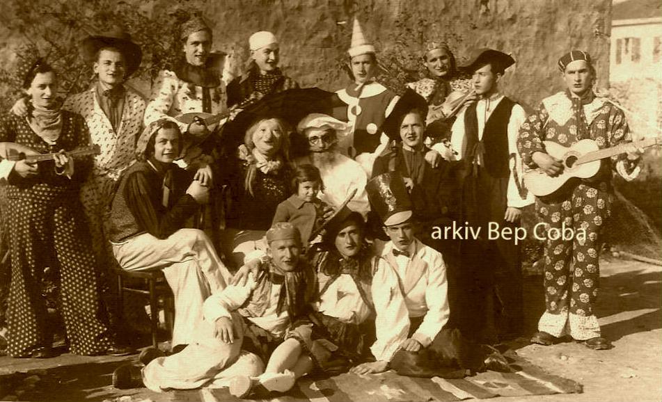 Karnevalet e Shkodrës (arkiv B. çoba)