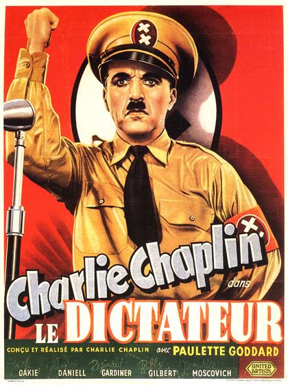 Diktatori i Madh (Charlie Chaplin)