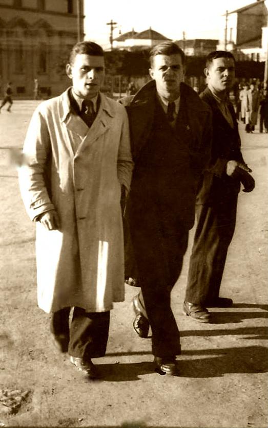 Nikoll Dakaj e Pashko Çoba (Tiranë 1942 - B. Çoba)