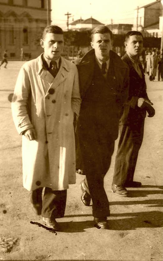 Nikoll Dakaj e Pashko Çoba 1942