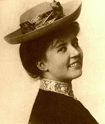 Rose Wilder Lane (1886-1968)