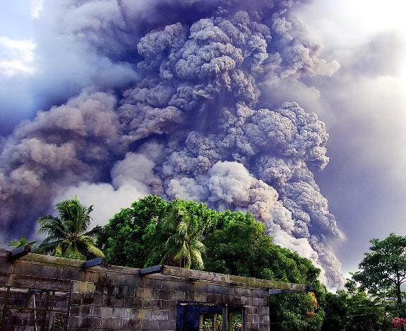 Tmerr i Vullkanit Tavurvur
