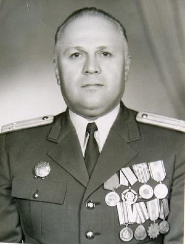 Torturuesi Ion Ficior (Gjoks i mbushun prej krimeve)