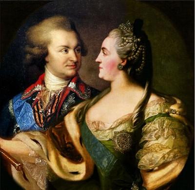 Katerina e Madhe & Gregorij Potjomkin