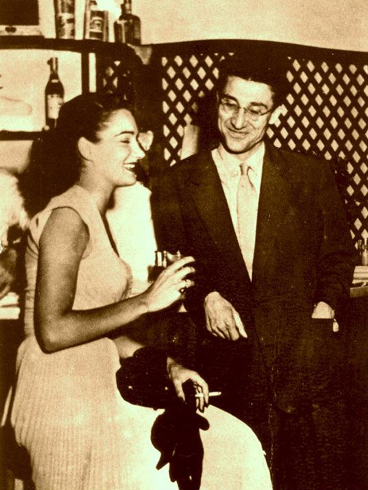 Cesare Pavese & Doris Dowling