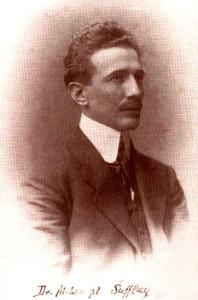 Dr. Milan Shuflaj (1879-1931)