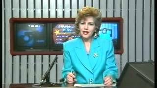 Folësja Tefta Radi gjatë lajmeve