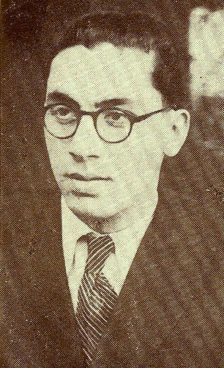 Gaspër Pali - (1916 -1942)