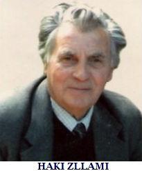 Profesor Haki Zllami